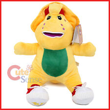 """Barney's Friends BJ 14"""" Large Plush Doll  by Fisher- Price Stuffed Toy"""