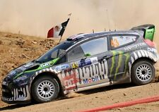 Ken Block Ford Rally POSTER a3 s149