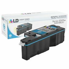 LD Compatible Dell 593-BBJU / H5WFX Cyan Laser Toner Cartridge for use in E525w