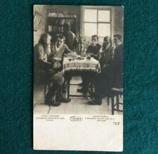 BOGDANOV TEA Imperial RUSSIA RP Postcard RICHARD
