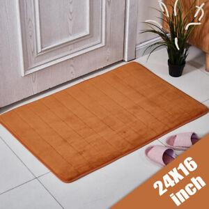 Non Slip Door Mat Bedroom Washable Indoor Outdoor Kitchen Rugs Mats Floor Carpet