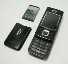 Nokia 6265i - Black (U.S. Cellular) - UNTESTED | Good Cosmetic Condition