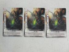 L5R Stronghold Season 2 x3 Promo Full Art FINGER OF JADE Legend Five Rings