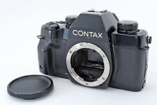 Contax ST 35mm SLR Film Camera Body w/Databack [Excellent] from Japan #1646