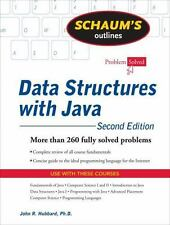 Schaum's Outline of Data Structures with Java, 2ed  VeryGood