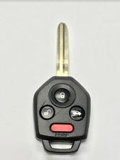 New Replacement Subaru Remote Key CWTWB1U811 W/ 80 BIT G CHIP