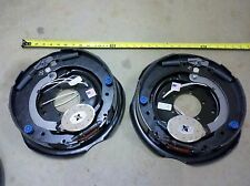 "(2) DEXTER Trailer 12"" x 2"" Electric Brakes Assembly 6000 # Axle Left Right PAIR"