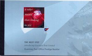 Guernsey 2001 - Island Colours - Prestige Booklet SB70