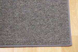 Teppich Tretford 523 umkettelt 200 cm Breite Ziegenhaar Interland