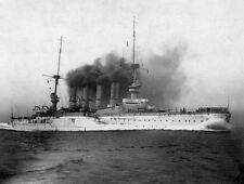 SMS SCHARNHORST, Kreuzer 1905. Kaiserliche Marine-1918. Modellbauplan