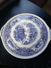 More details for myott old england cambridge cake bread plate