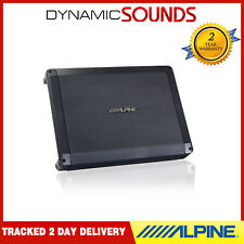 Alpine BBX-F1200 4 Channel Car Amp Amplifier 600W