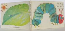 ERIC CARLE The Very Hungry Caterpillar INSCRIBED BOOK CLUB EDITION