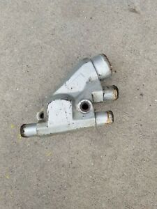 OMC STRINGER, COBRA 3.8L THERMOSTAT HOUSING 810179