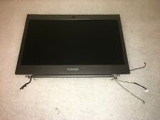 Toshiba Portege Z930 Ultrabook 13-inch LCD Screen. Complete with LID & Cables.