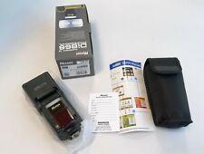 *NEW* Nissin Di866 Mark II Flash Canon Speedlite DI866II 2yr Nissin Warranty