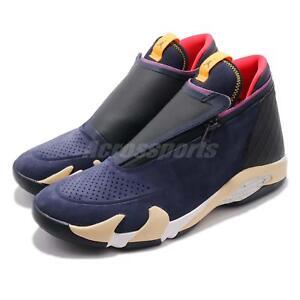 Nike Jordan Jumpman Z Blackened Blue Men Basketball Shoes Sneakers AQ9119-400