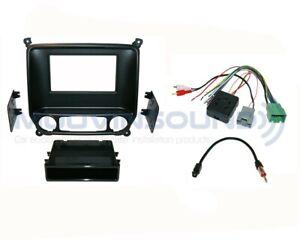 Radio Stereo Mounting Installation Dash Kit SD/DD + Wire Harness + Antenna CH59