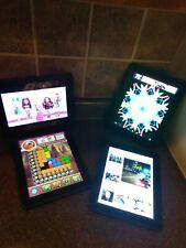 Apple iPad 3rd Gen. 16GB, Wi-Fi, 9.7in - Black bundled with case