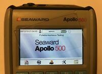 Screen Protector for Seaward Apollo PAT Testers, Heavy Duty Plastic, All Models