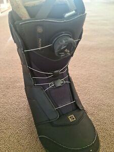 Saloman Snowboard Boots