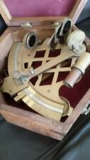Sextant Brass Marine & Maritime Antiques