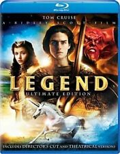 Legend (ultimate Edition) 0025192072918 With Tom Cruise Blu-ray Region a