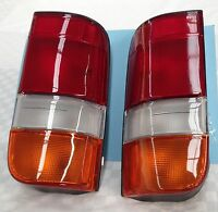 1994 - 1998 TOYOTA HI - ACE VAN REAR TAIL LIGHTS ( SOLD AS A PAIR )