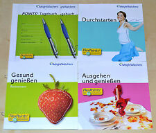 Weight Watchers Start Brochures - POINTS Analyse Ses Sattmacher Plan SET 2 2014