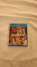 The Muppets (Blu-ray/DVD, 2012, 2-Disc Set, Canadian French)  Amy Adams