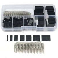 310Pcs Dupont Male Female Wire Cable Jumper Pin W/ Header Connector Housing  η
