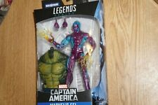 MOC Marvel Legends BAF Abomination Series Marvel?s Eel Action Figure 2015