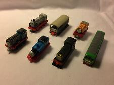 Lot of Assorted THOMAS AND FRIENDS Die Cast Metal Train Figures - Mavis, Bill ++
