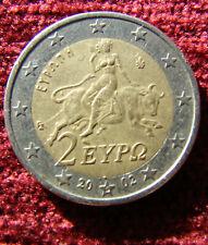 Grece 2 Euro 2002 mint S (Suomi) Finland