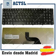 KEYBOARD SPANISH for LAPTOP ACER Aspire 5810 Series