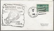 1966 USS William C Law DD763 Recovery Ship Gemini 9 Mission a