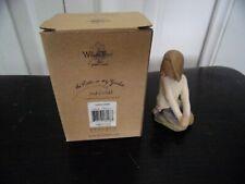"""Willow Tree """"Joyful Child"""" Susan Lordi Demdaco #26223- New In Box"""