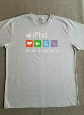 Ipho Made in Vietnam Graphic Tee Sz XL