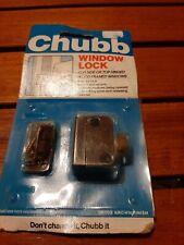Chubb Wooden framed window locks
