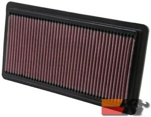 K&N Replacement Air Filter For MAZDA 6 02-10 MPV 04-06 33-2278