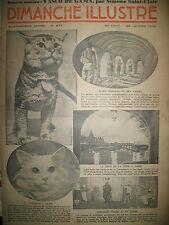 N° 674 REPORTAGES PHOTOS HISTOIRE ROMAN BD BICOT M. POCHE DIMANCHE ILLUSTRE 1936