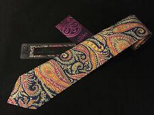 Maddox Street Neck Tie, Liberty Print, Limited Edition, Weddings, BNWT