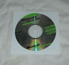 CD MICROSOFT SERVICE PACK (SP2 OFFICE XP, SP3 WINDOWS 2000 PROF. , SP 1 WIN XP )