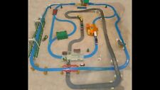 Thomas the train Ultimate Set Motorized Road & Rail Set by Tomy