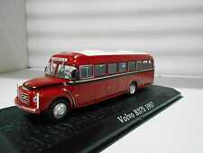 VOLVO B375 1957 BUS COLLECTION ATLAS DeAGOSTINI 1:72