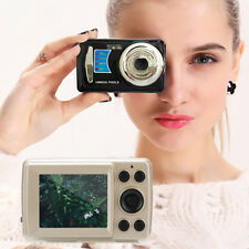 "2.4"" HD Screen Digital Camera 16MP Anti-Shake Face Detection Camcorder 8X Zoom"
