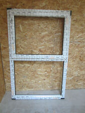 NEW UPVC TRIPLE GLAZED WINDOW FRAME REHAU S706 and sill  U value 0.6