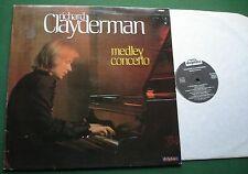 Richard Clayderman Medley Concerto inc Rhapsody in Blue + LP