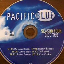 PACIFIC BLUE SEASON 4(DVD) REPLACEMENT DISC #2