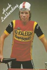 Cyclisme, ciclismo, radsport, wielrennen, cycling, HENK LUBBERDING